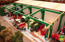 Maleza Juguetes extensión a Euro Tractor Cobertizo Escala 1:32 bteuro 5