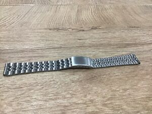 Vintage Seiko Graduating Stainless Watch Bracelet