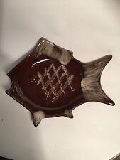 Placa de mediados de siglo Evangeline peces
