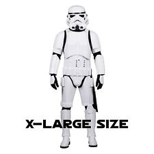 Star Wars Stormtrooper Costume Armour Package with Accessories -XL Extended Size