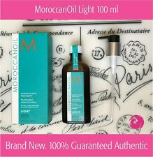 MOROCCANOIL Light - Oil Treatment 100ml / 3.4oz Factory Sealed (FREE INTL SHIP)