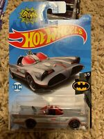2019 Hot Wheels TV Series Batmobile Batman Series Brand New Near Mint
