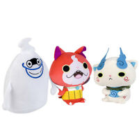 Yokai Watch Komasan Jibanyan Whisper Plush Doll Christmas Gift Soft Toy -12inch