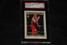 HULK HOGAN 2013 UD GOODWIN CHAMPIONS SIGNED AUTOGRAPHED CARD #93 SGC AUTHENTIC