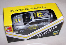 North Queensland Nth Qld Cowboys 2013 NRL Collectable Toyota Rav 4 Model Car New