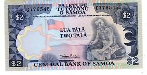 WESTERN SAMOA Billet 2 TALA ND 1985 P25  ARTISAN  UNC NEUF