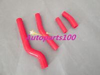 For YAMAHA WR450 radiator Red silicone hose 2003-2009 03 04 05 06 07 08 09