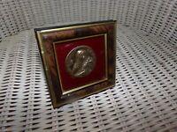 Cadre Sainte Thérèse de Lisieux - médaille