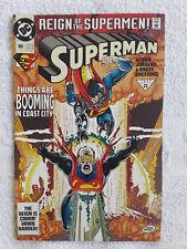Superman #80 (Aug 1993, DC) NM