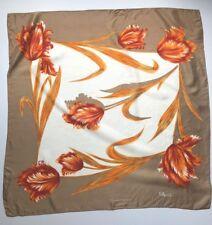 Vintage Paoli Silk Scarf
