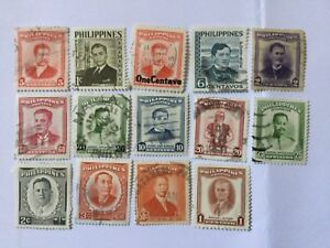 Philippines Stamps Lot  5