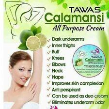 Tawas Calamansi All Purpose Cream Dark Underarms Inner Thighs Knees Butt Elbows