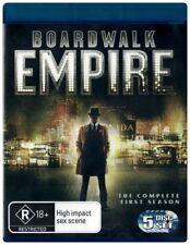 """BOARDWALK EMPIRE: Season 1"" Blu-ray 5 Disc Set - Region [B] NEW"