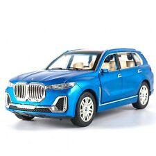 1:24 Scale Diecast Model Mini 4wd 20.5cm Car Kids Toy BMW X7 SUV 4x4 xDrive