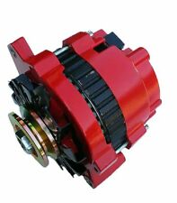 RED ONE 1 WIRE ALTERNATOR *220 AMPS* HI OUTPUT FOR CHEVROLET GM