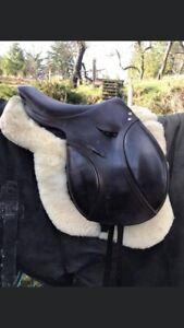 orthoflex english saddle