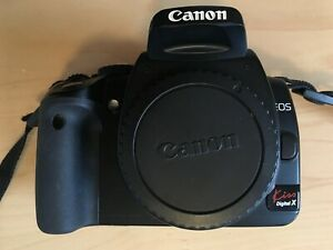 Canon EOS Kiss Digital X/Canon Digital Rebel XTi – CAMERA BODY