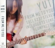 Yui - From Me to You [New CD] Japan - Import