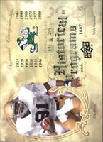 2011 Upper Deck Historical Programs #HP11 Tim Brown (a lot ava.)