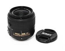 Nikon AF-S DX NIKKOR 18-55mm f/3.5-5.6G VR II Zoom Lens
