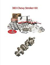 Enginetech SBC Chevy 383 Stroker Master Rebuild Kit w/Crankshaft