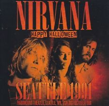 Nirvana / Happy Halloween / Seattle 1991 / 1CD / Japanese Only