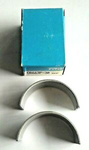 Engine Connecting Rod Bearing Pair TRW CB663P-30 Made in USA