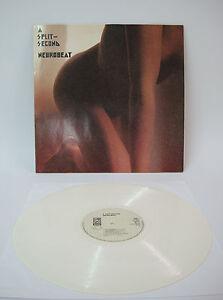 A Split - Second  - Neurobeat  | White Wax / Coloured Vinyl | Trance 1987