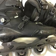 New listing FR Spin Freestyle Skates Size 10.0 (43) Black -