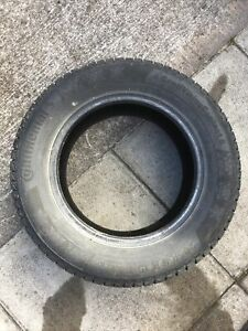 Continental Contiviking contact 6 Tyre 205/65/15 #18