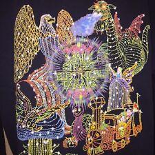 Vintage Disney Main Street Electrical Parade Mickey Mouse Sweat Shirt Large