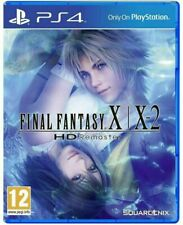 Final Fantasy X & X-2 Hd Remastered Ps4 Play Station