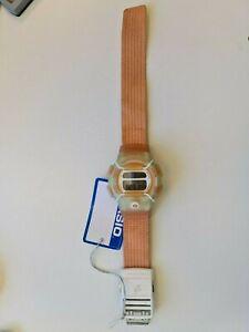 CASIO Baby-G Uhr, orange, neu mit Etikett