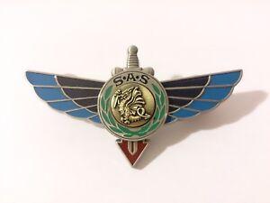 1°RPIMA RAPAS Recherche Aéroportée & Action Spéciale SAS Special Air Service COS