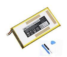 """P706T Batterie Dell Venue 7 3730 7"""" Venue 8 T02D 3830 8"""" Tablet series 0CJP38"""