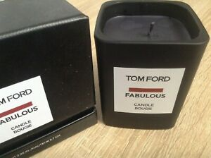 TOM FORD F...g Fabulous Perfume CANDLE 40 Hour Burn Time 21oz 2,25IN NeW BoX