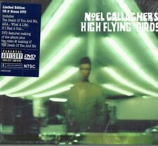 NOEL GALLAGHER'S HIGH FLYING BIRDS -  Ltd edition CD & bonus DVD (New & sealed)