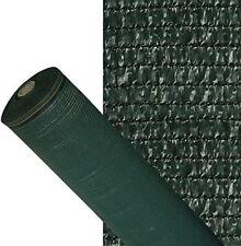 Telo rete ombreggiante Alta schermatura 95% oscurante verde frangisole