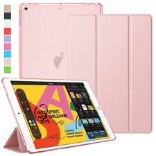 For Apple iPad 6th Generation 9.7'' 2018 Flip Magnetic Leather Stand Smart Case