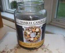Yankee Candle Seaside Autumn - Discontinued Scent - (3/4 22 Oz Jar)