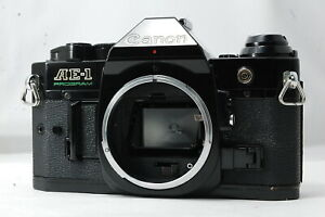 **For Parts** Canon AE-1 Film Camera Body Only  SN2666629