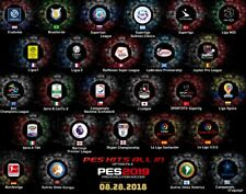 PATCH PES 2019 PS4 OPTION FILE 100% COMPLETA,BUNDESLIGA,MLS,NAZ.ATTUALI&CLASSIC