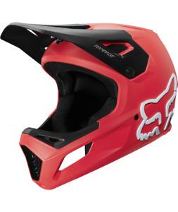 Fox Racing Rampage Helmet [Bright Red] M