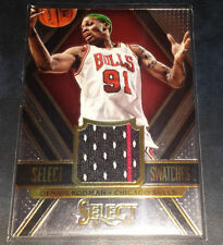 Serial Numbered Chicago Bulls Not Professionally Graded Basketball Trading Cards