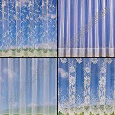 Rideaux et cantonnières voilage en polyester pour la maison Longueur 151 cm - 200 cm