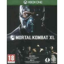 Mortal Kombat XL - XBOX ONE neuf sous blister VF