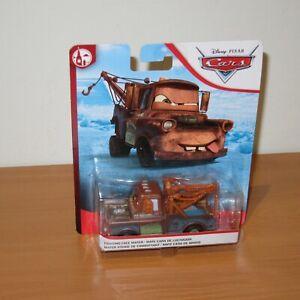 Mattel Disney Pixar Cars - FIGHTING FACE MATER London Chase NEW