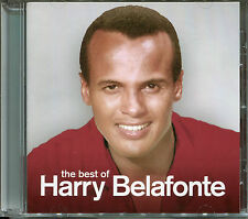 THE BEST OF HARRY BELAFONTE CD - ISLAND IN THE SUN, DAY-O & MORE