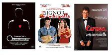 Francesco Nuti (OcchioPinocchio, Il Signor Quindicipalle, Caruso) 3 DVD