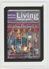 2004 Topps Wacky Packages All New Series 1 #35 Living Behind Bars Card 0b6